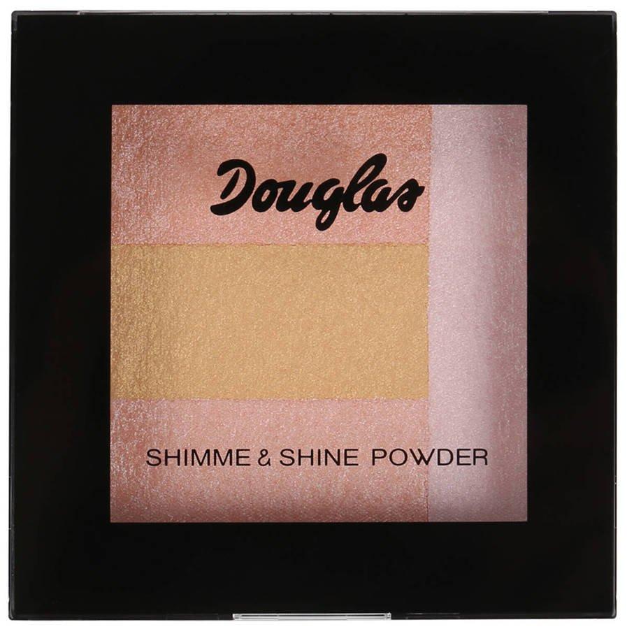 Douglas Shimme&Shine Powder Rozświetlacz do Twarzy