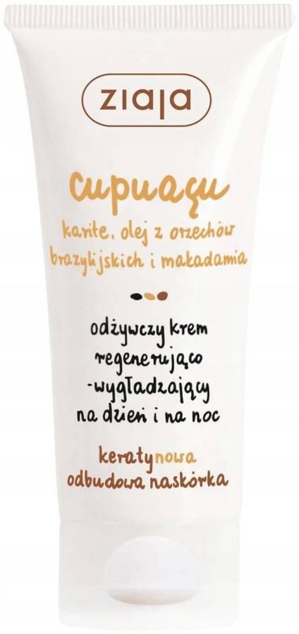 Ziaja Cupuacu Krem Regenerująco - Wygładzający 50ml